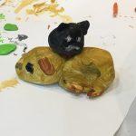 kitaike art schoolコラム【立体造形授業!動物が新しく合体したら⁉】